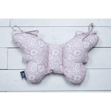 Sleepee - Poduszka Antywstrząsowa Motylek Pink