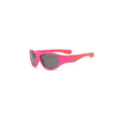 Real Kids - Okularki dla Dzieci Discover Polarized Pink and Orange 2+