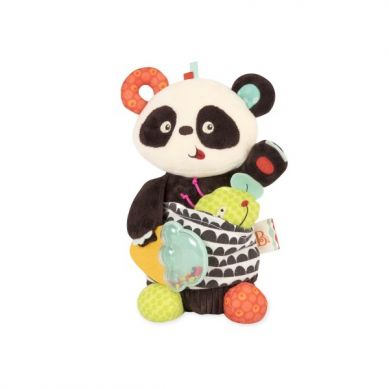 B.Toys - Pluszowa Panda z Niespodziankami Sensorycznymi