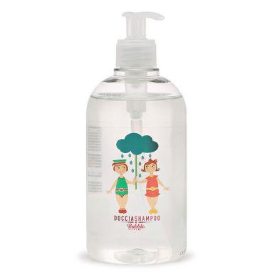 Bubble&CO - Organiczny Płyn do Mycia Ciała i Włosów dla Dzieci 500 ml