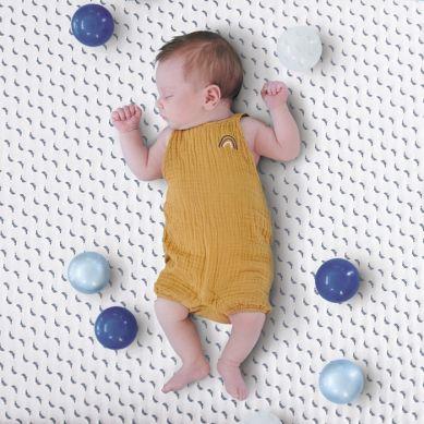 Candide - Materac Dziecięcy Ocean Friendly 60x120cm