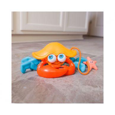 Fat Brain Toys - Wesoły Krab Zabawka do Ciągnięcia