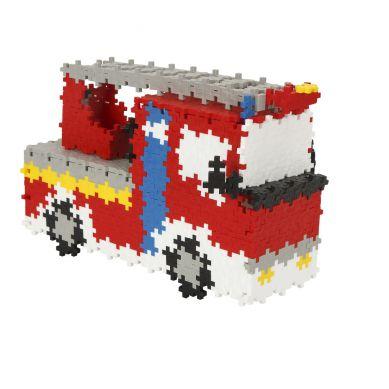 Plus Plus - Klocki Mini Basic 760 szt. Wóz Strażacki