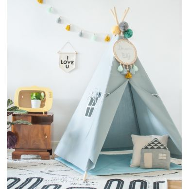 Lamps&co. -  Tipi Classic Grey