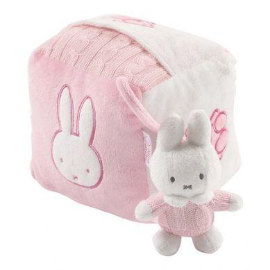 Tiamo - Kostka do Zabawy Miffy Różowa