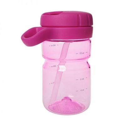 OXO - Bidon ze Słomką 2+ Pink 350 ml