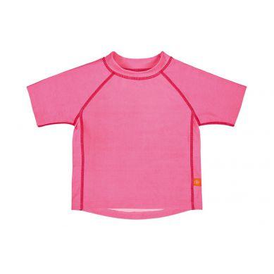 Lassig - Koszulka T-shirt do Pływania Light Pink UV 50+ 6-12m