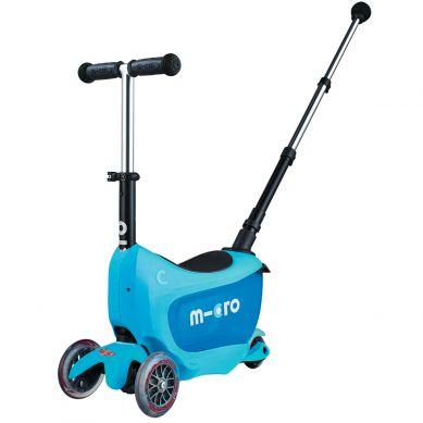 Micro - Hulajnoga Mini2Go Deluxe Plus Blue 1+