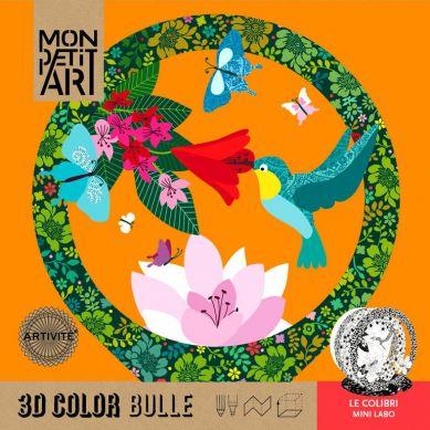 Mon Petit Art Zestaw Kreatywny Teatrzyk Kolibry 6+