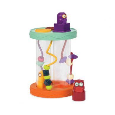 B. Toys - Sorter Kształtów z Efektem Dźwiękowym