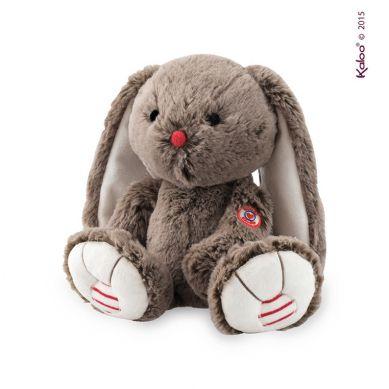 Kaloo - Przytulanka Kolekcja Rouge Królik Czekoladowy Brąz 31 cm