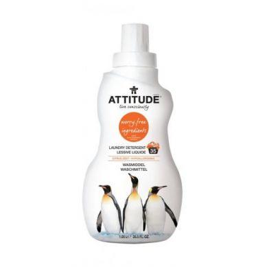 Attitude - Płyn do Prania Skórka Cytrynowa 35 prań - 1050 ml