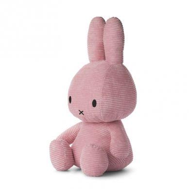 Miffy - Przytulanka Corduroy Pink 50cm