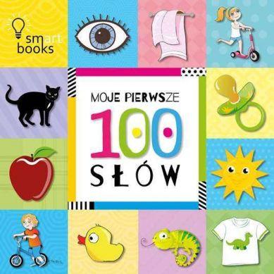 Wydawnictwo Smart Books - Moje Pierwsze 100 Słów