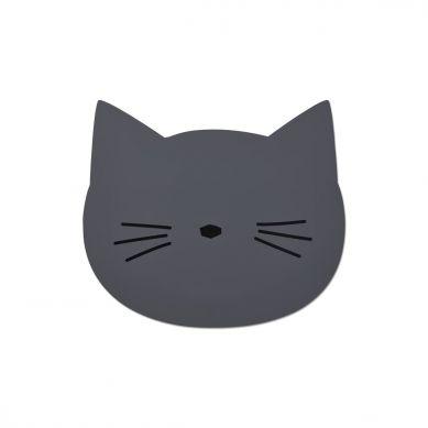 Liewood - Podkładka Cat Stone Grey