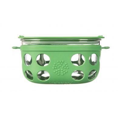 Lifefactory - Pojemnik na żywność 950ml Grass Green