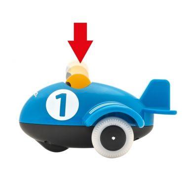 BRIO - Zabawka Naciśnij i Jedź Samolot