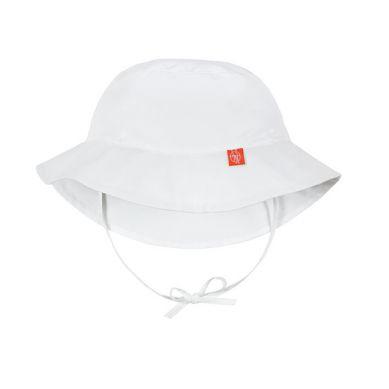 Lassig - Kapelusz Dwustronny UV 50+ White 0-6m