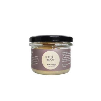Lullalove - Masło do Ciała Czekolada z Miodem
