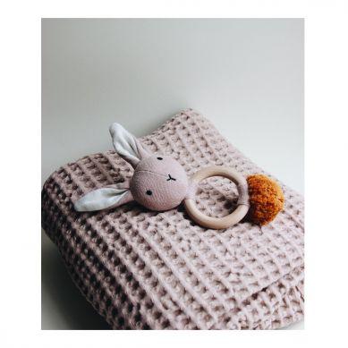 Liewood - Grzechotka Rabbit Rose