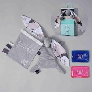 La Millou - Velvet Collection Thermo Bunny Dark Grey Unicorn Sugar Babe
