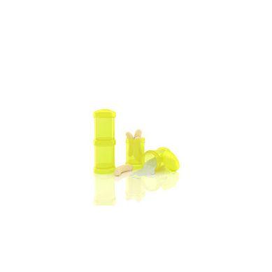 Twistashake - Pojemnik na Mleko w Proszku 2x100ml Żółty