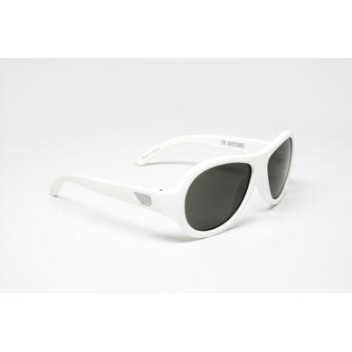 Babiators -  Okulary Classic Wicked White 11cm