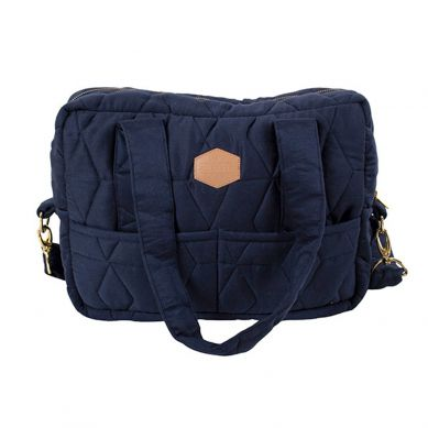 Filibabba - Torba Nursing Bag Dark Blue