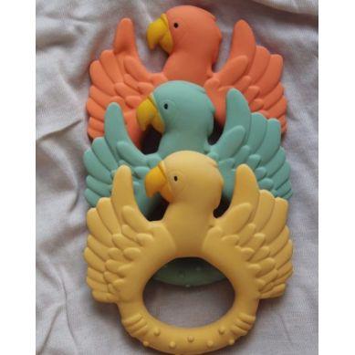Natruba - Naturalny Gryzak Papuga Pomarańczowy 0m+