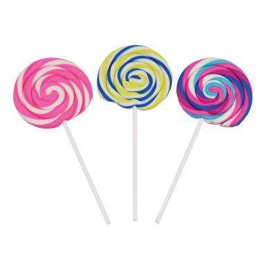 Rex - Zestaw Gumek do Ścierania Lollipop