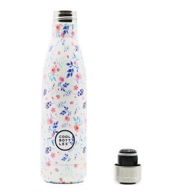 Cool Bottles - Butelka Termiczna 500 ml Floral Zoe