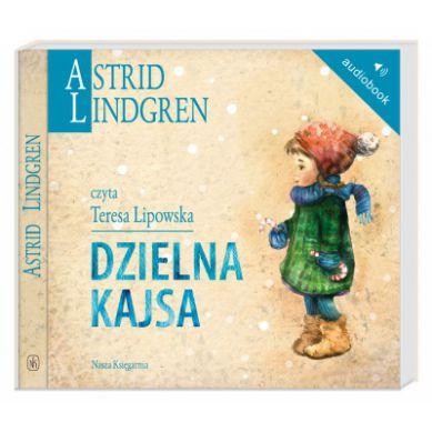 Wydawnictwo Nasz Księgarnia - Audiobook Dzielna Kajsa