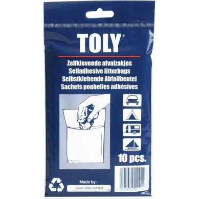 Toly - Woreczki na Śmieci z Przylepcem