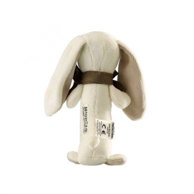 Maud'N'Lil - The Bunny Stick Rattle Grzechotka Organiczna Miękka Ears