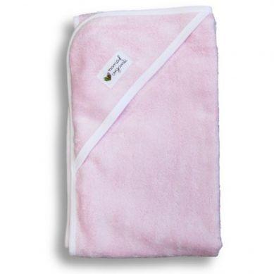 Nanaf Organic - Bambusowy Ręcznik 85x85cm Różowy