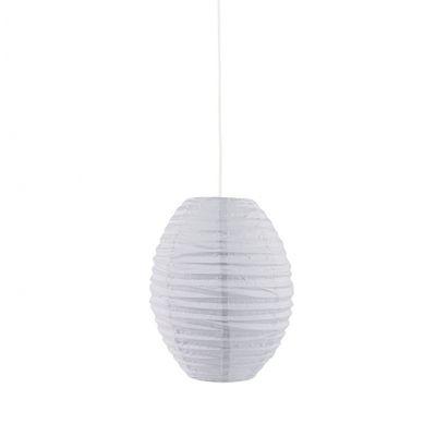Kids Concept - Abażur do Lampy Owalny Grey