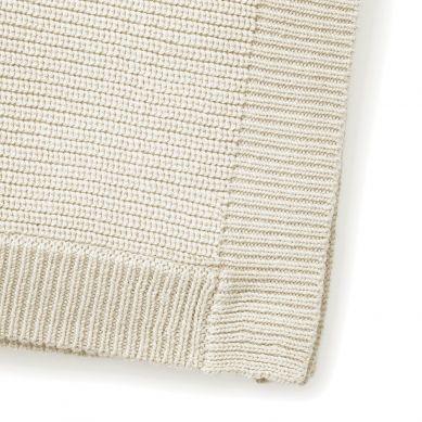 Elodie Details - Kocyk Wełniany Vanilla White