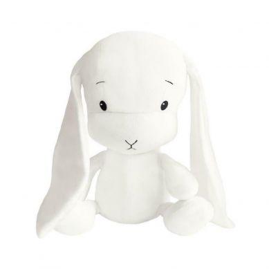 Effiki - Maskotka Królik Effik M Biały Białe Uszy