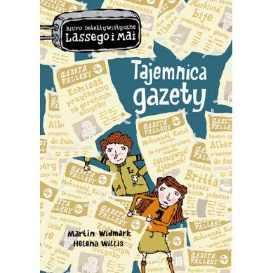 Wydawnictwo Zakamarki Tajemnica Gazety