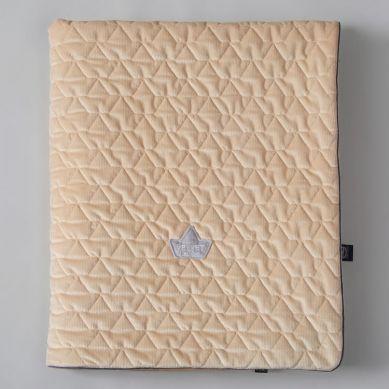 La Millou - Kocyk Velvet Collection 110x140 cm Vanilla
