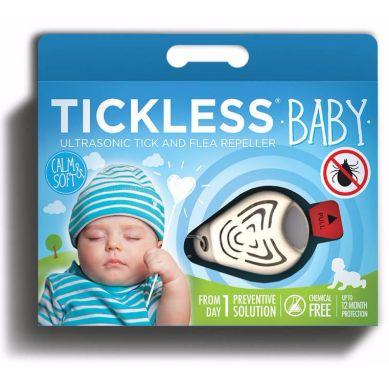 Tickless - Odstraszacz Kleszczy Baby Beżowy
