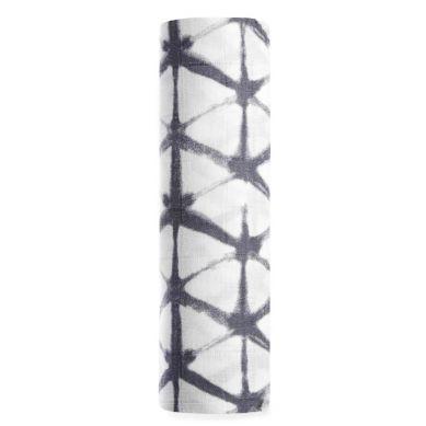 aden + anais - Otulacz Bambusowy Pebble Shibori