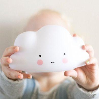 Little Lovely Company - Mała Lampka Chmurka