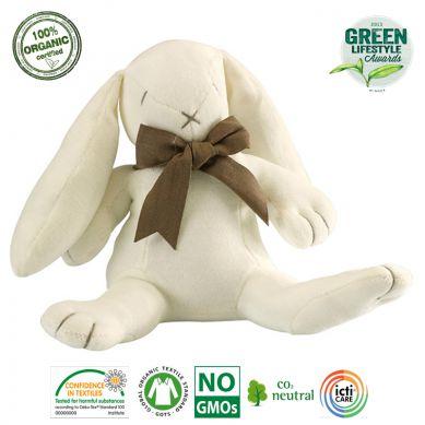 Maud'N'Lil - The Bunny Soft Organiczny Mięciutki Przyjaciel Ears