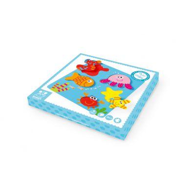 Scratch - Puzzle Morze 3D 18m+