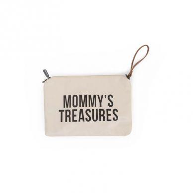 Childhome - Torebka Saszetka Mommy's Treasures Kremowa