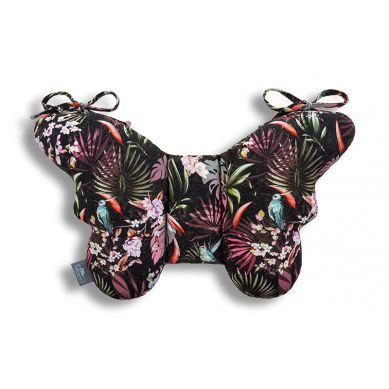 Sleepee - Poduszka Antywstrząsowa Motylek Jungle Multicolor