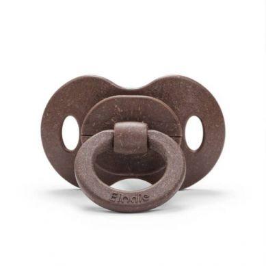 Elodie Details - Smoczek Bambusowy Chocolate 3m+