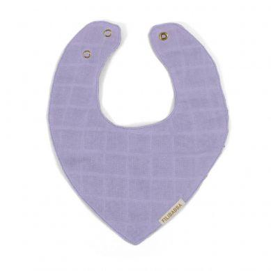 Filibabba - Śliniak Muślinowy Fresh Violet