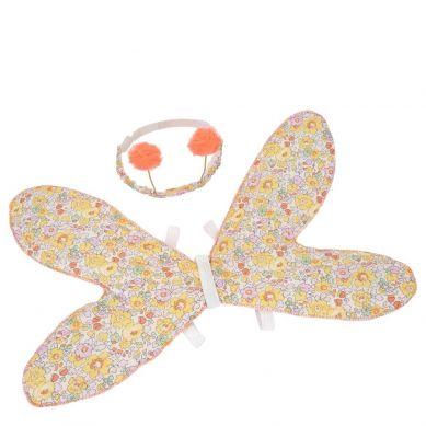 Meri Meri - Przebranie Motyl kwiatowy
